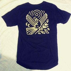 Graphic Print Art Tshirt